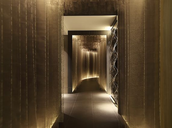 Heavenly Spa Corridor