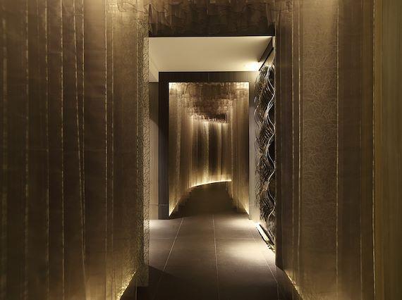 Heavenly Spa Corridor
