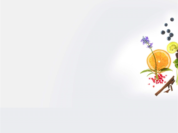 orange and kiwi flowers